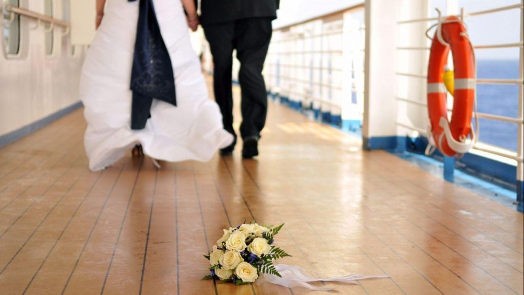 matrimonio in crociera