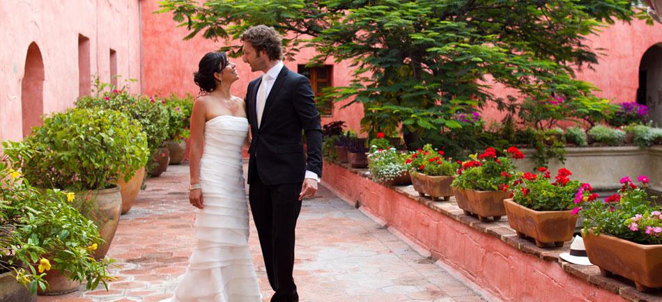 sposarsi in messico in hacienda