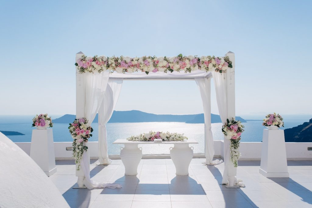 matrimonio all'estero in grecia