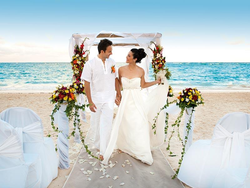 quanto costa sposarsi a santo domingo