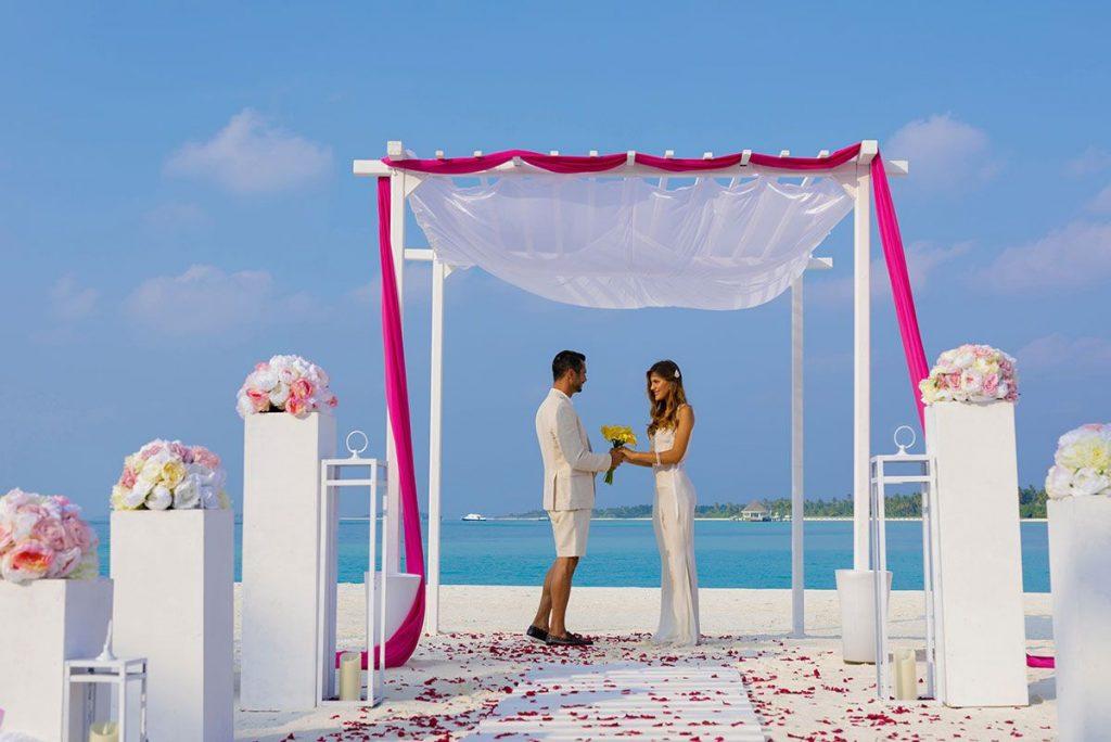matrimonio alle maldive